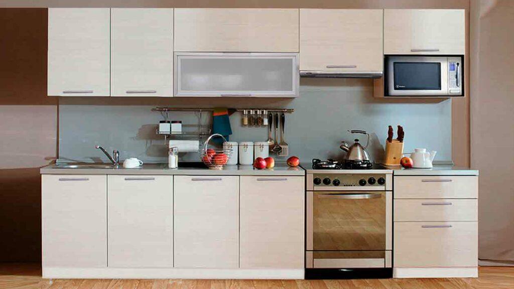 Модульные кухни из массива купить в Москве