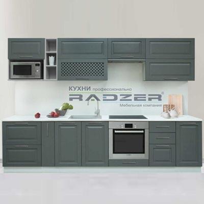 Кухня модульная #КБ3009