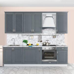 Кухня модульная #КБ_3027