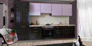 Кухня модульная м-1017